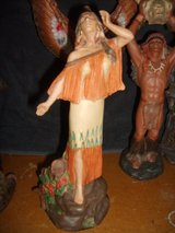 REDUCED 6 NATIVE AMERICAN FIGURINES in Fort Knox, Kentucky