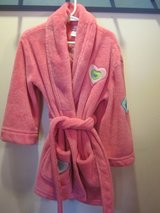 Girls Xhilaration Pink Robe  Size XS in Lockport, Illinois