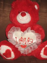 Valentine Bear in Houston, Texas
