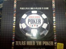 Texas Hold 'em game in Fort Campbell, Kentucky