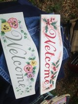 welcome home signs in Eglin AFB, Florida