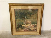 """"""" Greater Kudu"""" by Charles Frace - Signed - Framed in Tomball, Texas"""