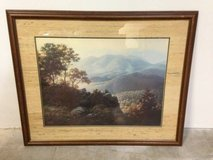 Nature Print by Windberg - Signed - Framed in Tomball, Texas