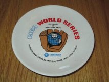 1969 world series ceramic plate in Conroe, Texas
