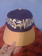 Vikings hat in Leesville, Louisiana